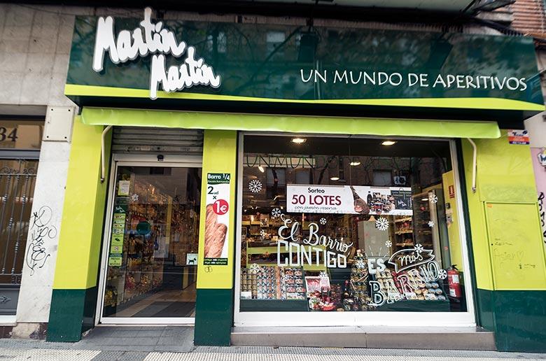 Fotografías de una acción de Street Marketing desarrollada en Torrero (Zaragoza)