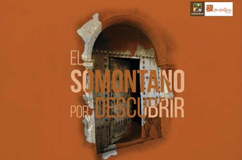 El Somontano Por Descubrir fue una campaña en redes sociales para Ceder Somontano