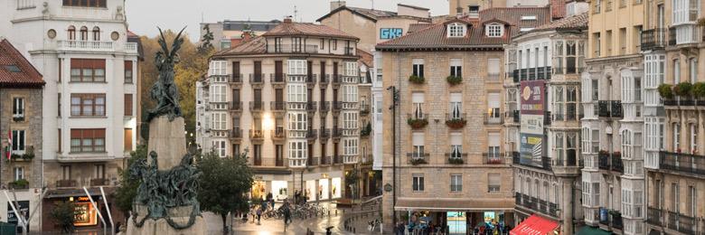 Portada del post de la web sobre la ampliación de servicios a Vitoria